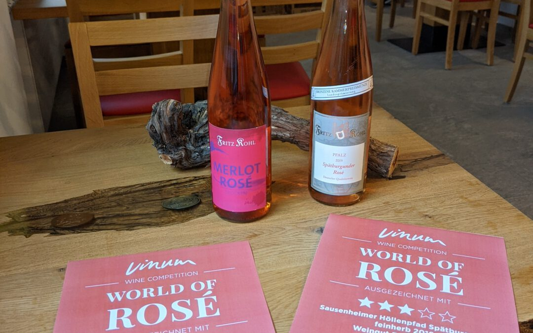 VINUM – World of Rosé 2021