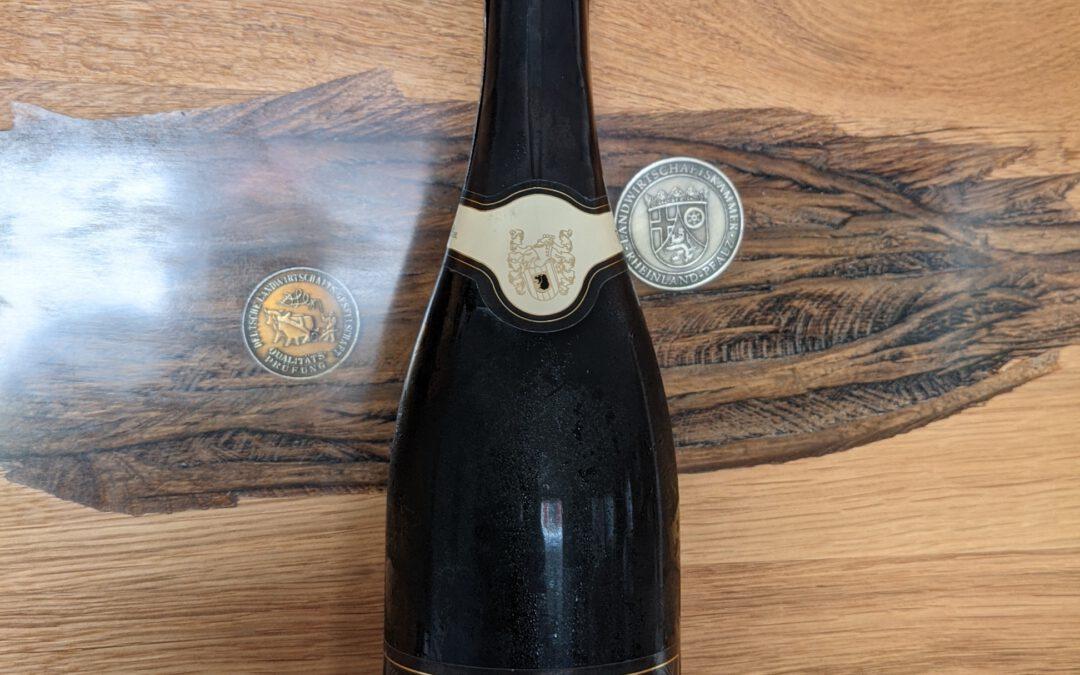 NEU – 2020 Chardonnay Brut